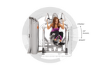 HOIST ABDOMINALS RS-1601