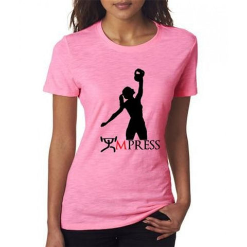 girls kettlebell t-shirt