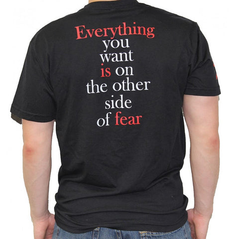 CFF conquer fear t-shirt