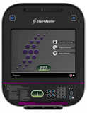 stairmaster gauntlet series 8 stepmill 15 inch embedded console