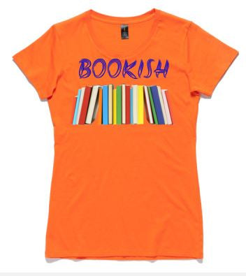 Bookish - Womens Tee