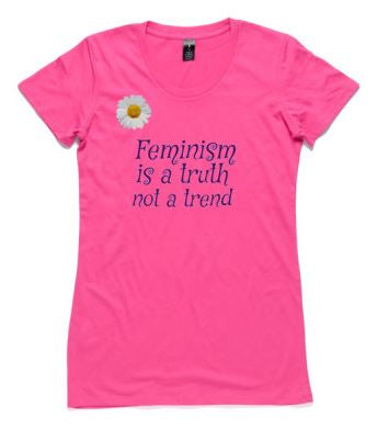 Feminist Truth - Womens Tee