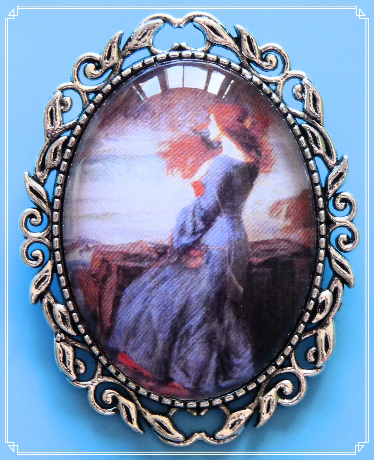 Miranda - The Tempest brooch