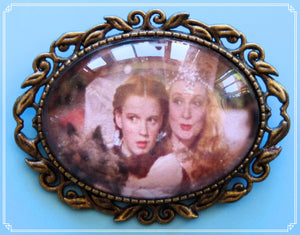 Dorothy - Glinda's Guidance brooch