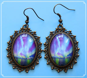 Northern Lights - The Valkyries earrings