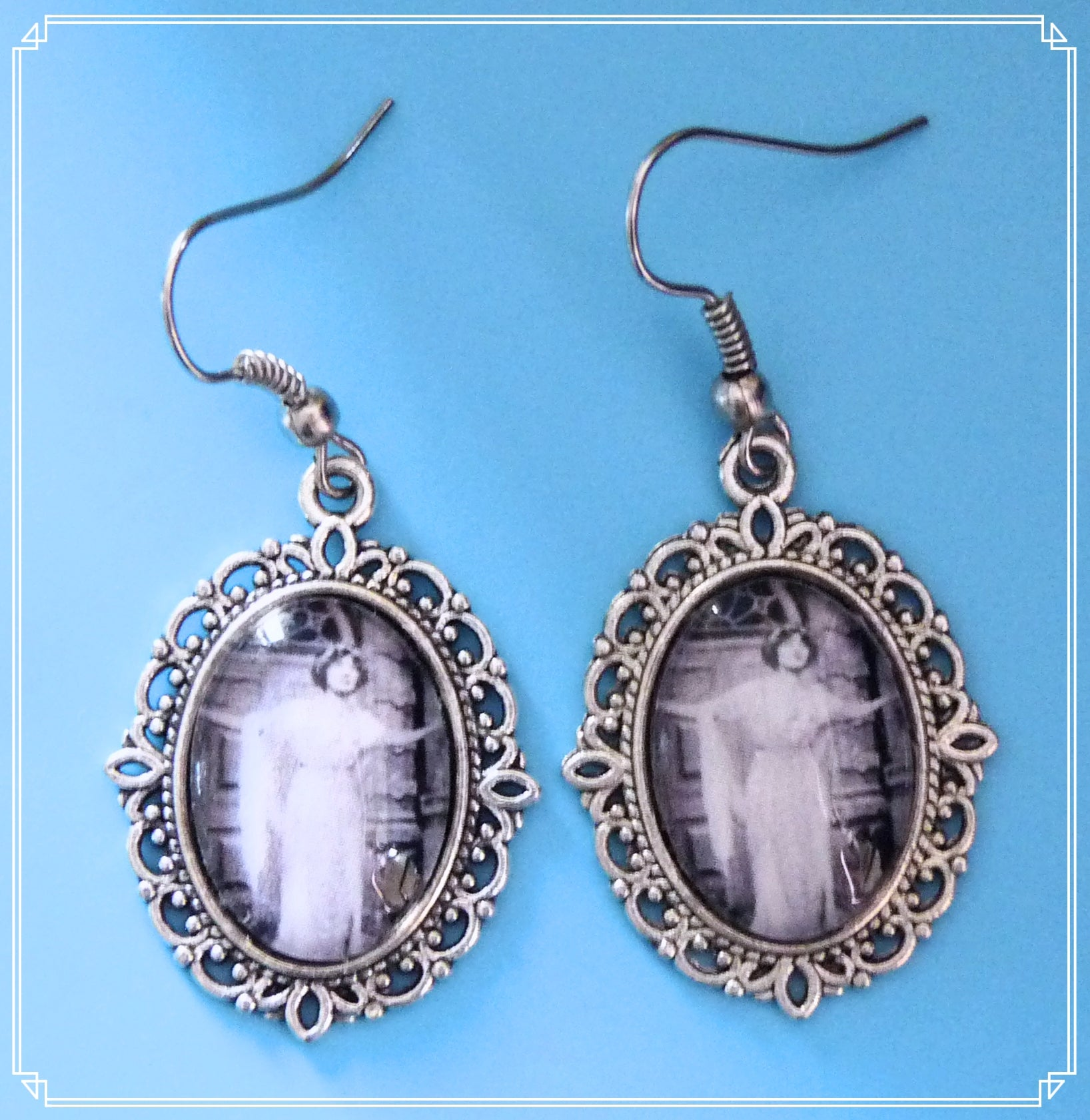 Velvet & Lace - Imogene earrings