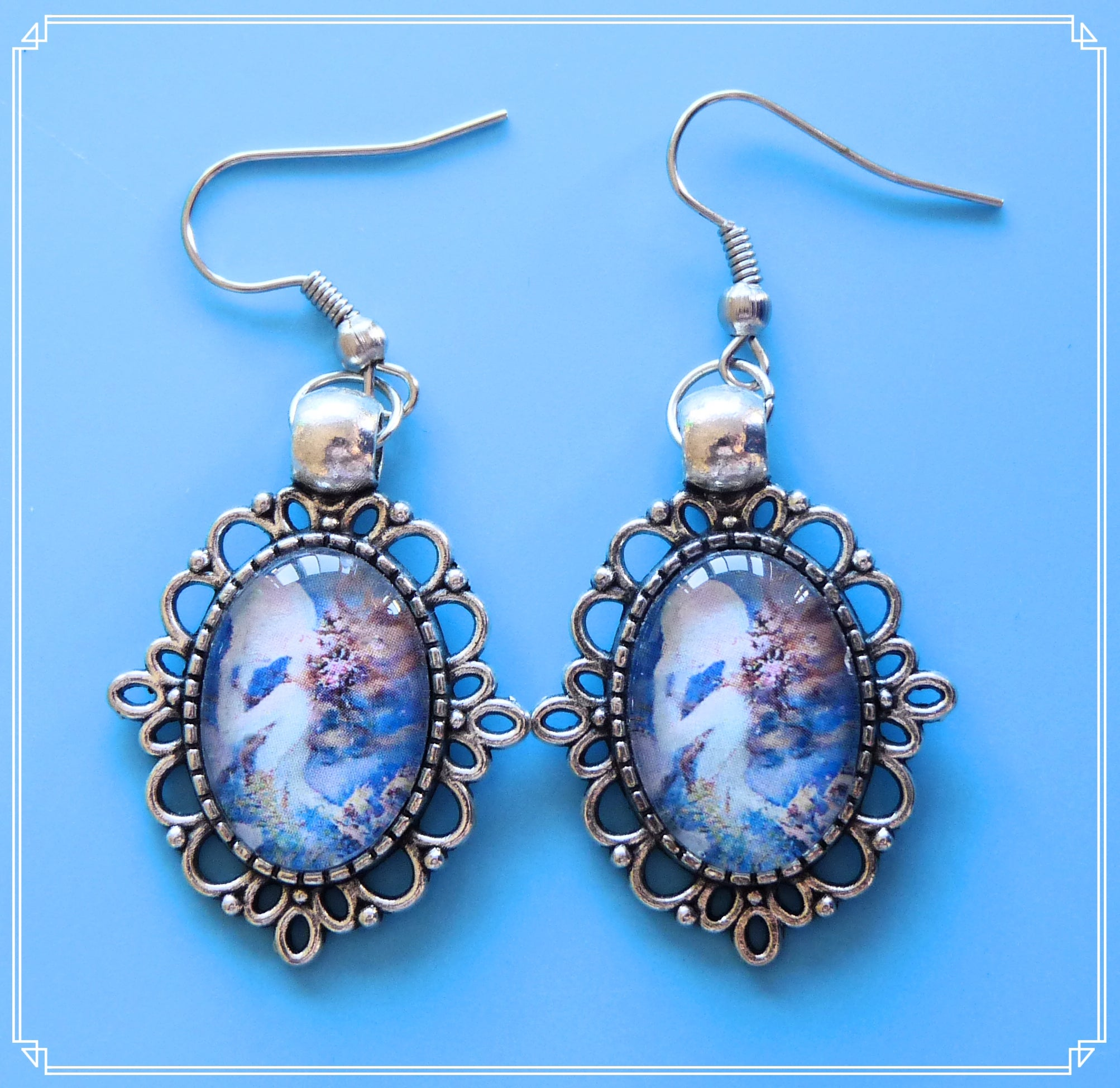 Enchanted Oceans - Thalia earrings