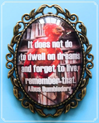 Harry Potter - Dumbledore quote