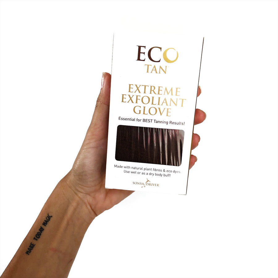 Extreme Exfoliating Glove - Eco Tan - Pop Up Kindness