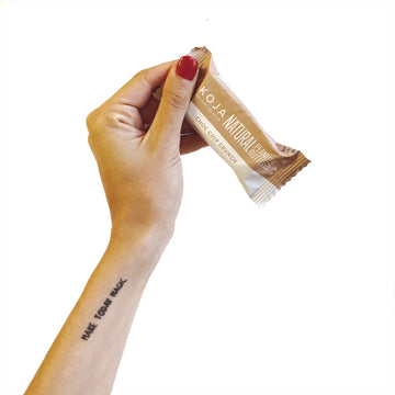 Koja Protein Bar - Choc Chip Crunch - Koja - Pop Up Kindness