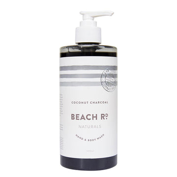 Coconut & Charcoal Hand & Body Wash 500ml