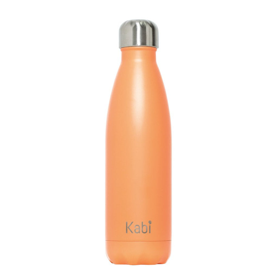 Kabi Bottle - Apricot 500ml - Kabi Eco Bottles - Pop Up Kindness