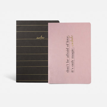 Magic Love - Notebook Set - BLACKLIST - Pop Up Kindness