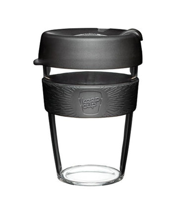 KeepCup Clear Edition 12oz - Origin - KeepCup - Pop Up Kindness