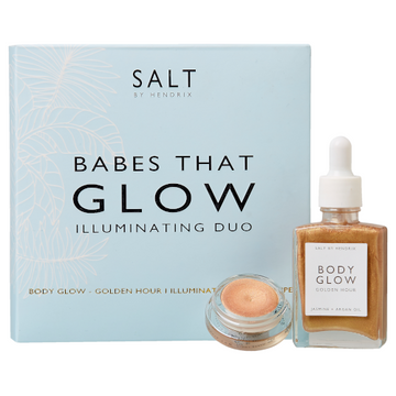 Babes That Glow Gift Set - Salt By Hendrix - Pop Up Kindness