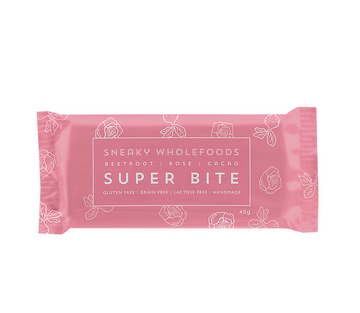 Beetroot Rose Cacao Sneaky Super Bites - Sneaky Wholefoods - Pop Up Kindness