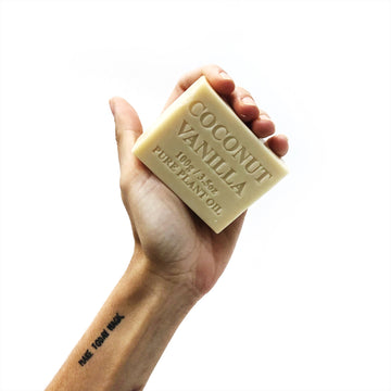 Soap Bar - Coconut Vanilla