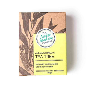 Australian Natural Soap Company Tea Tree 100g