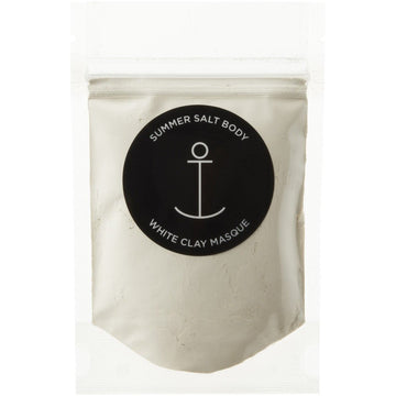 Mini White Clay Face Masque - Summer Salt Body - Pop Up Kindness
