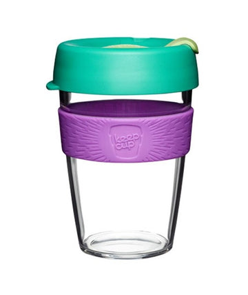 KeepCup Clear Edition 12oz - Sage - KeepCup - Pop Up Kindness
