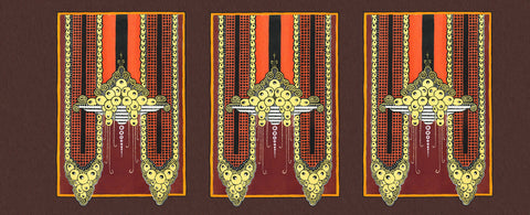 Art Deco Hanging Design