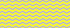 Image of Grey and Yellow Chevron