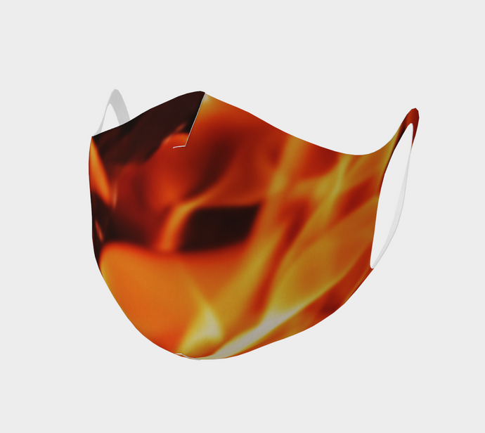 Masque Flamme