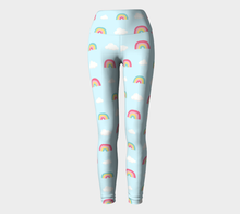 Leggings arc en ciel