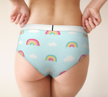 Culotte  Cheeky Full Arc en ciel