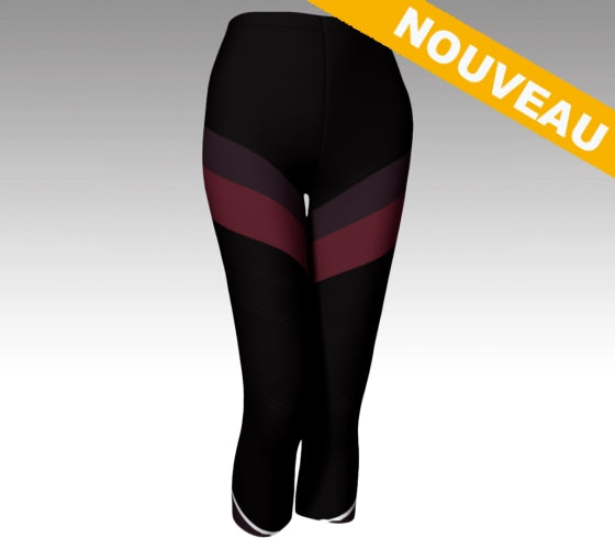 Nouvelle collection 2018 - Leggings de sport gym - pantacourt