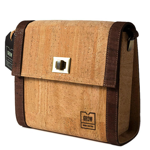 cork cross body bag
