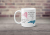 Image of Mom, State Mug, Long Distance Mug, Personalized, All States Available, Gift for Mom, Mothers Day Gift, Birthday Gift, Gift for Her