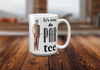 Image of Golf Gifts for Men - Its Time to Par Tee - Coffee Mug - Christmas Golf Gift - Gifts for Dad, Gifts for Grandpa