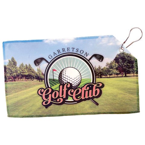 Personalized Golf Gift,  Golf Towel, Golfing Gift, Gift for Dad, Father's Day Gift, Golf Gifts, Gift for Him, Groomsmen Gift, Wedding Party