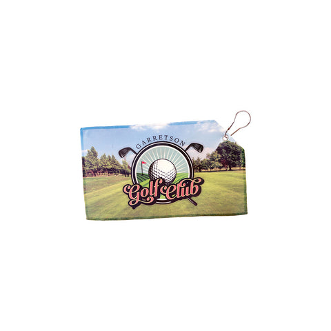 Golf Towel - Handmade in Harrisburg