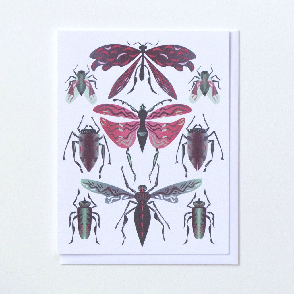 Insects Note Card