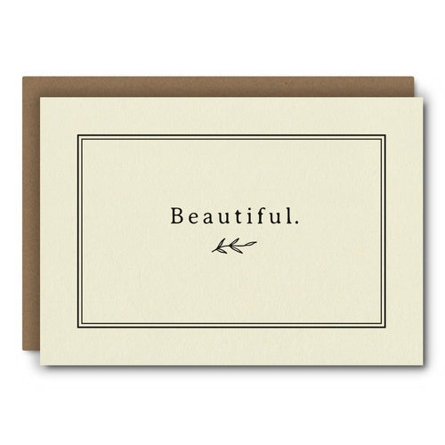 Little City Love - Beautiful Card