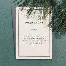 Load image into Gallery viewer, Little City Love - Querencia Card
