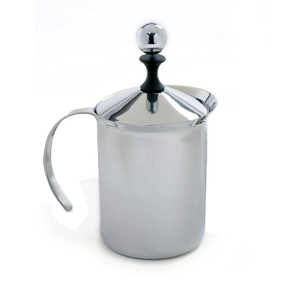 Froth Master, stainless steel