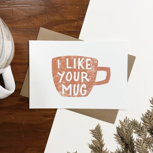 Little City Love - Your Mug Card