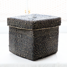 Load image into Gallery viewer, Tanzania Iringa Square Basket with Lid