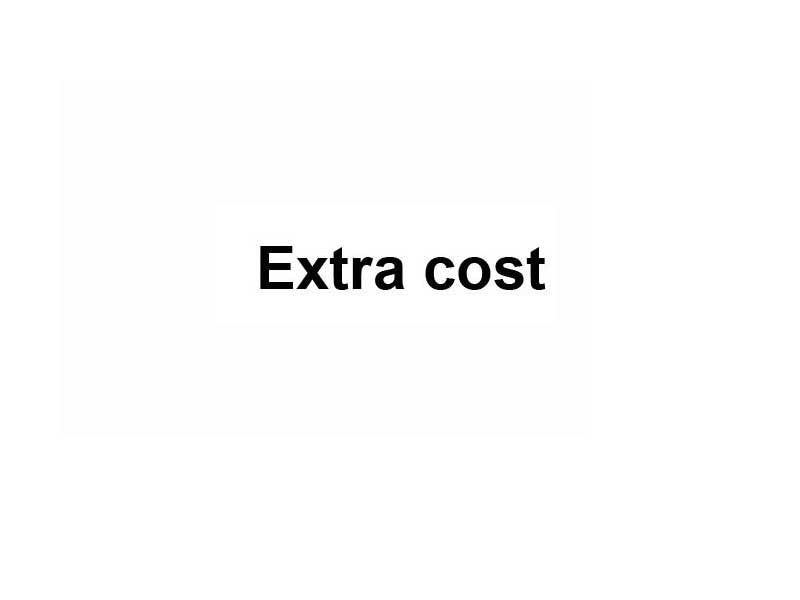 Extra cost-exchange14k to 18k