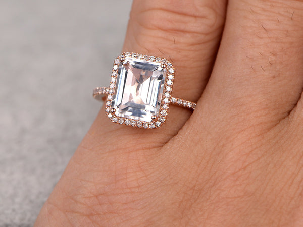 brilliant the micropave shows this rings c engagement a round diamond setting image halo center with wedding ring cut pave micro tw