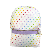 Small Backpacks - Seersucker - Assorted Colors