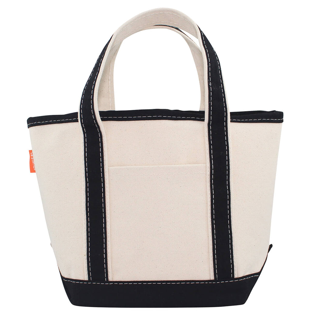 Small Open Top Tote