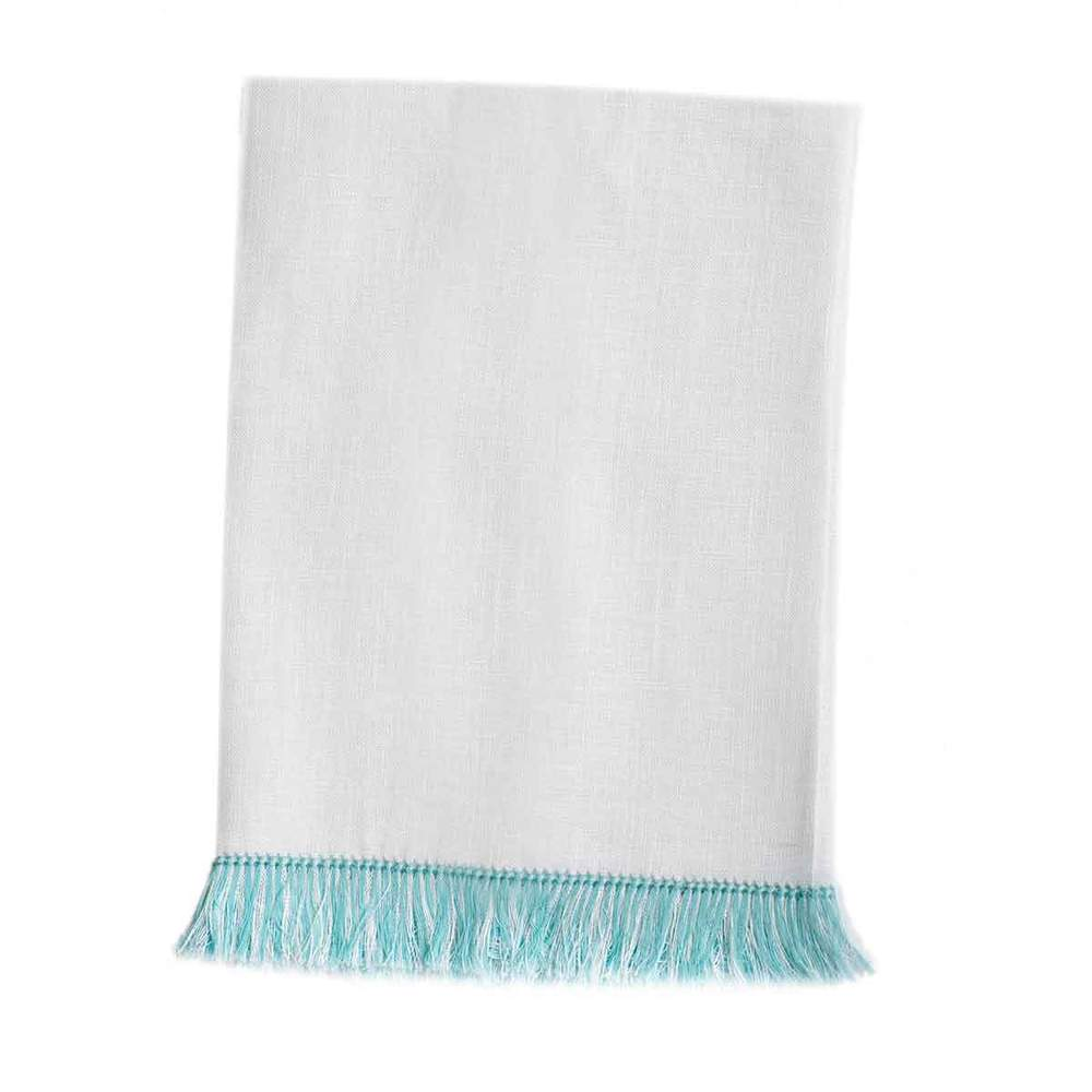 Fringe Guest Towel - Assorted Colors