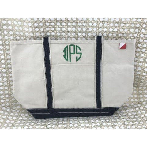 Classic Boat Tote Medium <br> Available in 8 colors