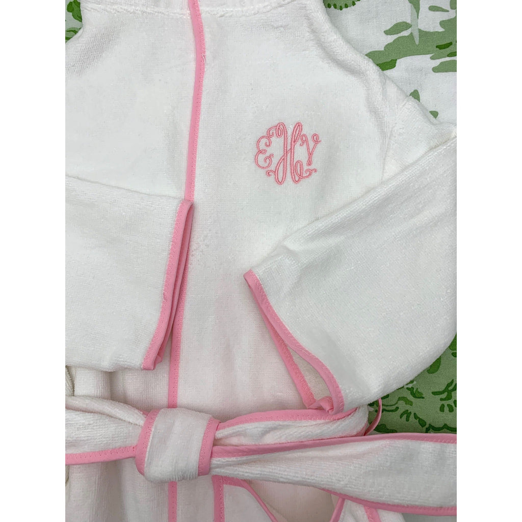 Childrens Terry Robe Sizes 4-14
