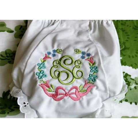 The Ellie Baby Bloomers <br> Available in 4 sizes