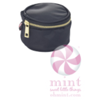 3 Inch Button Bag <br> Assorted Color Options